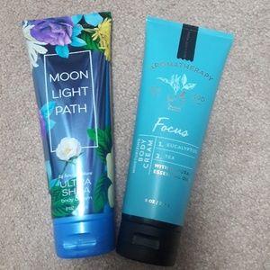 Bath & Body works body cream